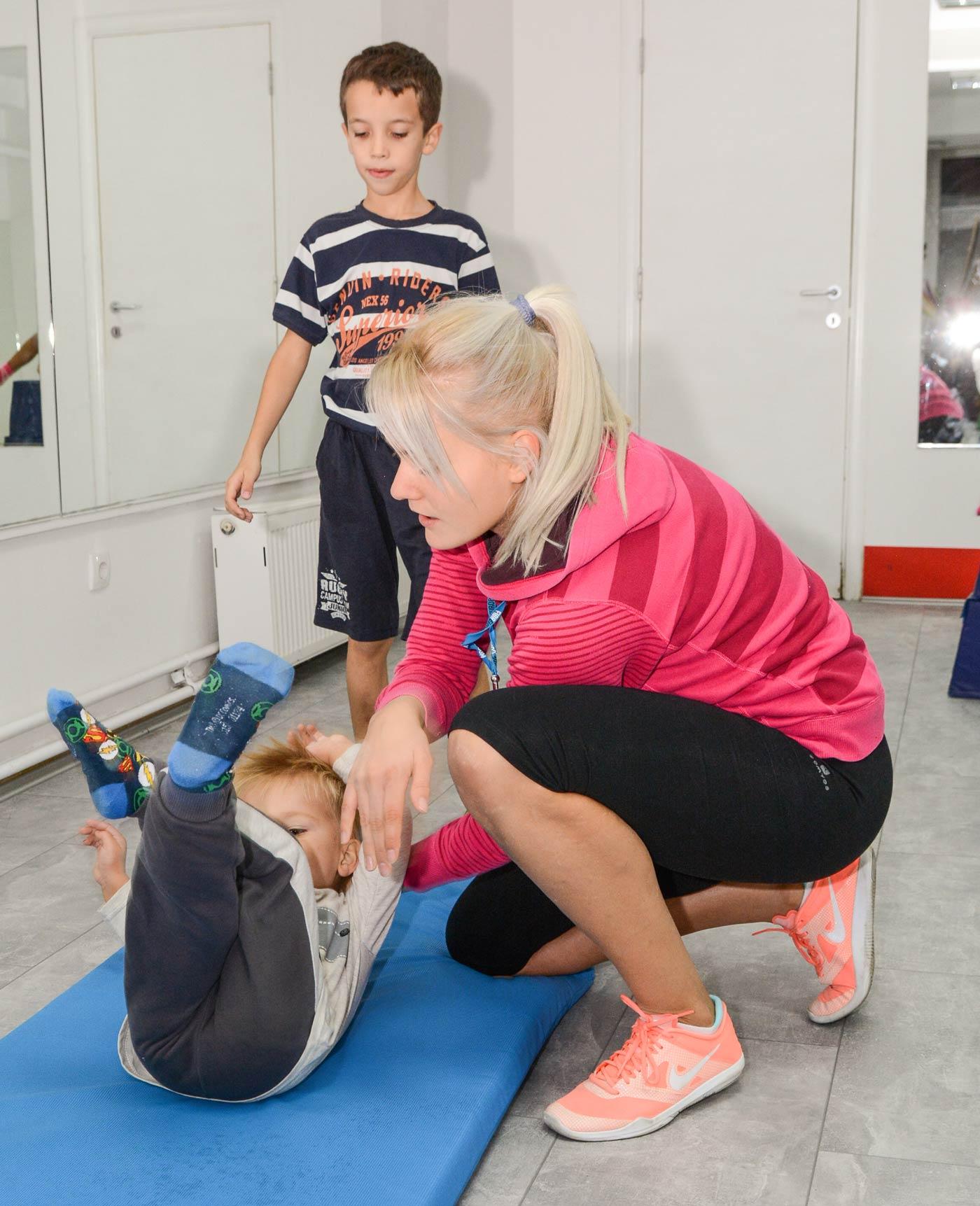 Fitbox skolica sporta