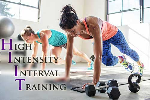 Visoko intenzivni intervalni trening (High Intensity Interval Training – HIIT)